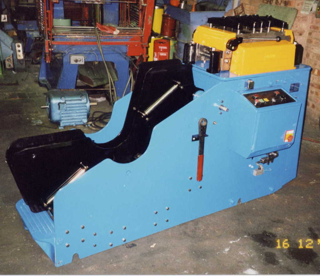 Picture shows an example of a previously supplied reconditioned machine