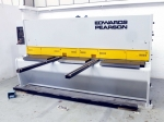 EDWARDS PEARSON model VR3050/10 - 3000mm x 10mm Hydraulic Guillotine